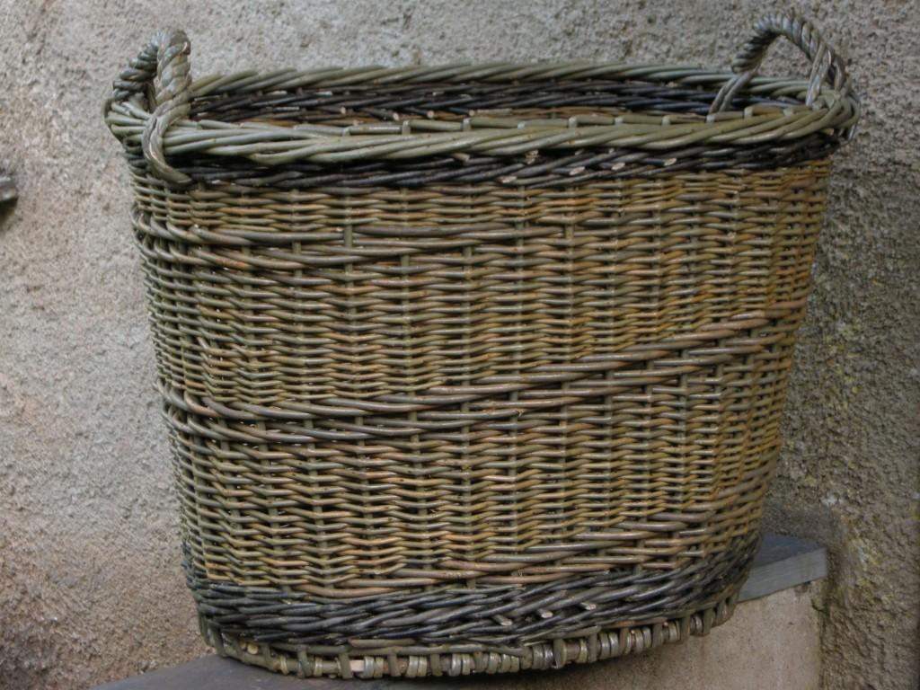 log basket rib rand