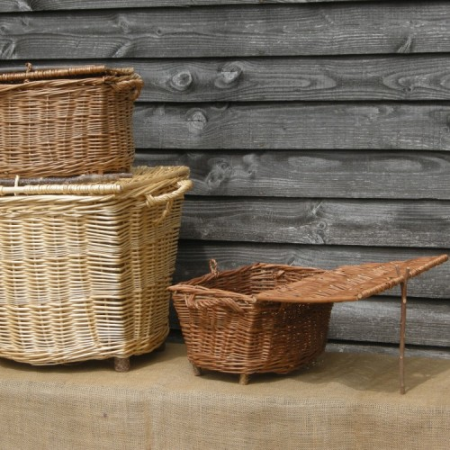 Hilary Maund - Bicycle basket